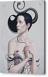 275 Acrylic Print by Diego Fernandez
