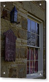 27s Acrylic Print by The Stone Age