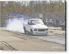 2853 05-03-2015 Esta Safety Park Acrylic Print