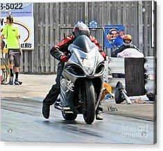 2941 05-03-2015 Esta Safety Park Acrylic Print