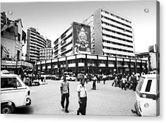 Cms, Odunlami Street Acrylic Print