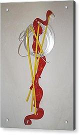 2nd Soul  Acrylic Print by Mac Worthington