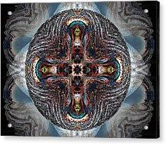 Spheres Acrylic Print by Raynard Cantwell