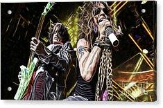 Aerosmith Collection Acrylic Print
