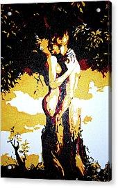 Albero La Vita Acrylic Print