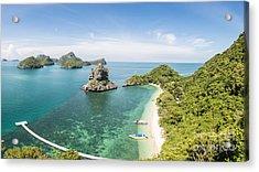 Ang Thong Marine National Park Acrylic Print