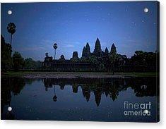 Angkor Wat Acrylic Print by Stefano SmallBoy Tomassetti - Photodreamer