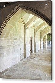 Arches Acrylic Print by Tom Gowanlock