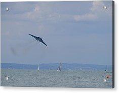 Avro Vulcan Acrylic Print