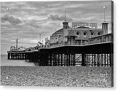 Brighton Pier Acrylic Print
