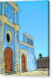 Central America Nicaragua Acrylic Print
