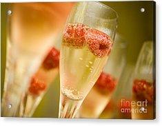 Champagne Acrylic Print