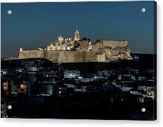 Cittadella - Gozo Acrylic Print by Joana Kruse