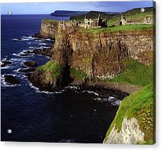 Dunluce Castle, Co. Antrim, Ireland Acrylic Print