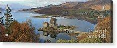 Eilean Donan Castle - Panorama Acrylic Print