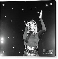 Ellie Goulding Acrylic Print