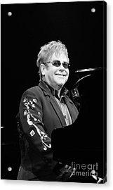 Elton John  Acrylic Print