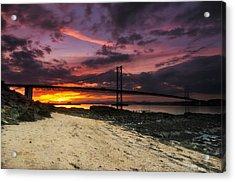 Forth Road Bridge Acrylic Print