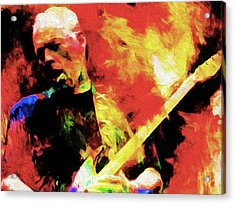 Gilmour Nixo Acrylic Print