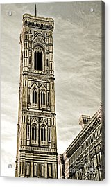 Giotto Acrylic Print by Emilio Lovisa