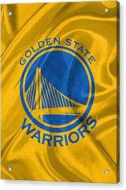 Golden State Warriors Acrylic Print