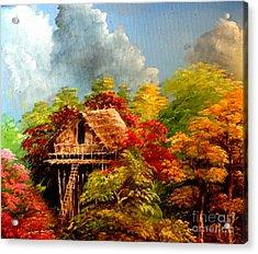 Hariet Acrylic Print