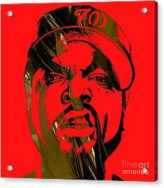 Ice Cube Straight Outta Compton Acrylic Print