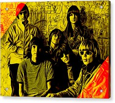 Jefferson Airplane Collection Acrylic Print