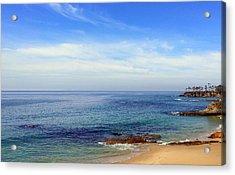 Laguna Beach California Acrylic Print