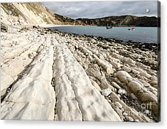 Lulworth Cove Acrylic Print