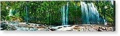 Mossbrae Falls Acrylic Print