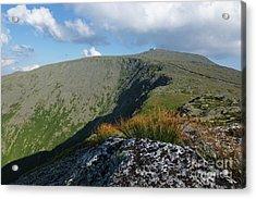 Mount Washington - New Hampshire White Mountains Acrylic Print