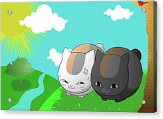 Natsume's Book Of Friends Acrylic Print