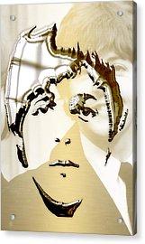 Paul Mccartney Art Acrylic Print by Marvin Blaine