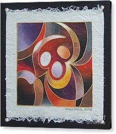 Reki II - Dance For Joy Acrylic Print