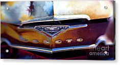 Route 66 - Arizona Acrylic Print