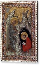 Saint John Acrylic Print by Granger