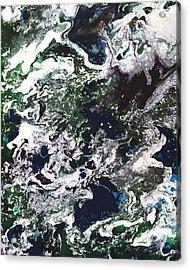 Space Odyssey 2 Acrylic Print