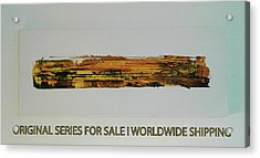 Series Abstract Worlds Only Originals For Sale Worldwide Shipping Acrylic Print
