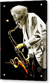 Sonny Rollins Collection Acrylic Print