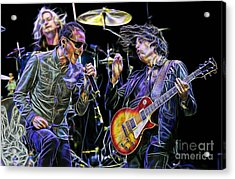 Stone Temple Pilots Collection Acrylic Print