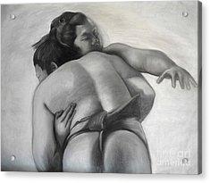 Sumo Acrylic Print