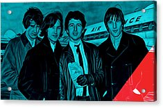 The Kinks Collection Acrylic Print