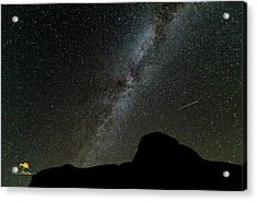 Acrylic Print featuring the photograph The Milky Way by Jim Thompson