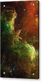 The North America Nebula Acrylic Print by American School
