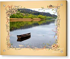 The River Suir Acrylic Print