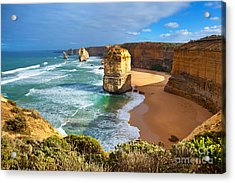 Twelve Apostles Great Ocean Road Acrylic Print