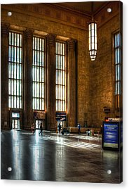 30th Street Station Acrylic Print