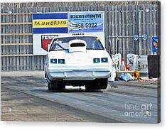 3208 05-03-2015 Esta Safety Park Acrylic Print