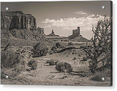 #3326 - Monument Valley, Arizona Acrylic Print